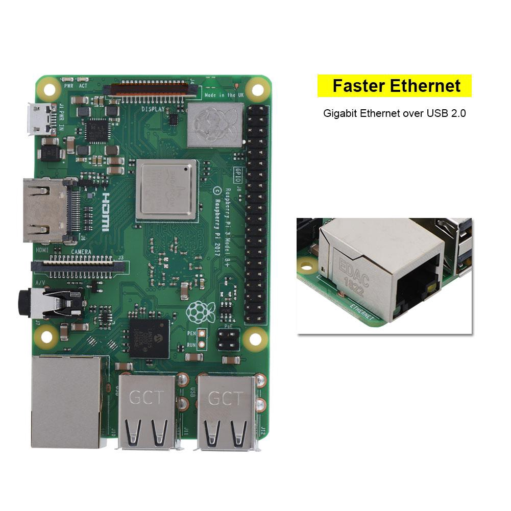 Dual Band 2 4/5GHz 1000Mbps USB HDMI Motherboard For