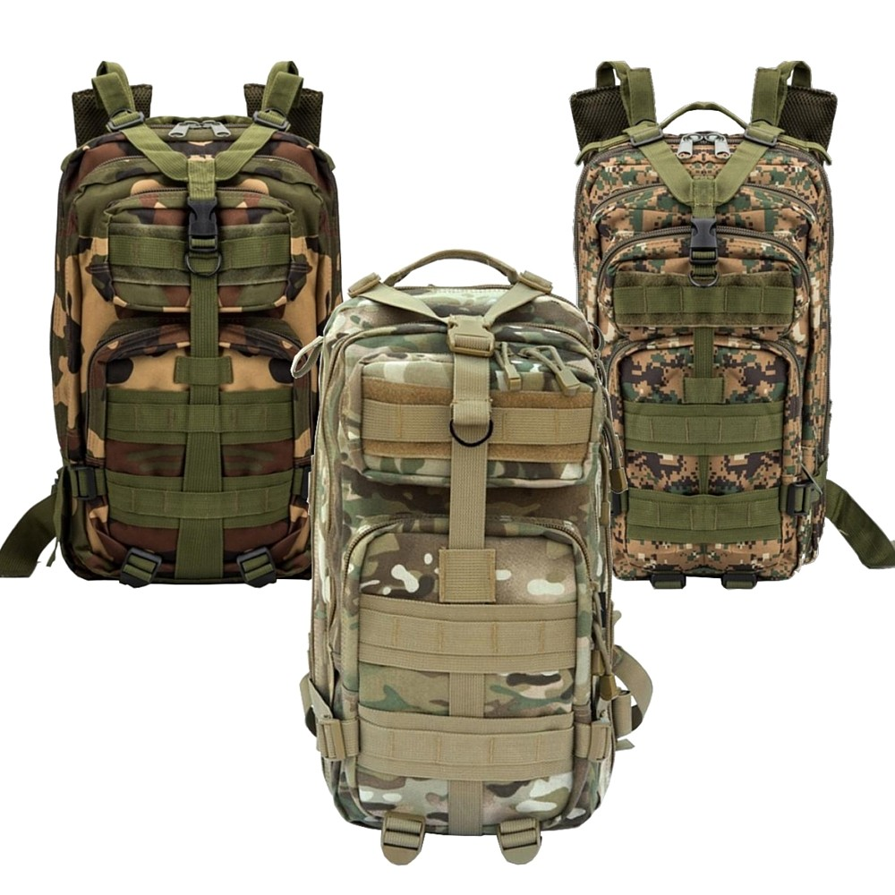 c5ea1c5c3bed 3P Attack Tactical Military Backpack