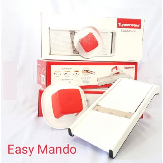🔥Tupperware Easy Mando With Gift Box (3 Different Thicknesses)