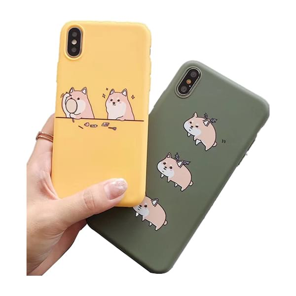 เคสสำหรับ iPhone 5 5s SE 6 S 6 7 8 Plus X XS Max XR