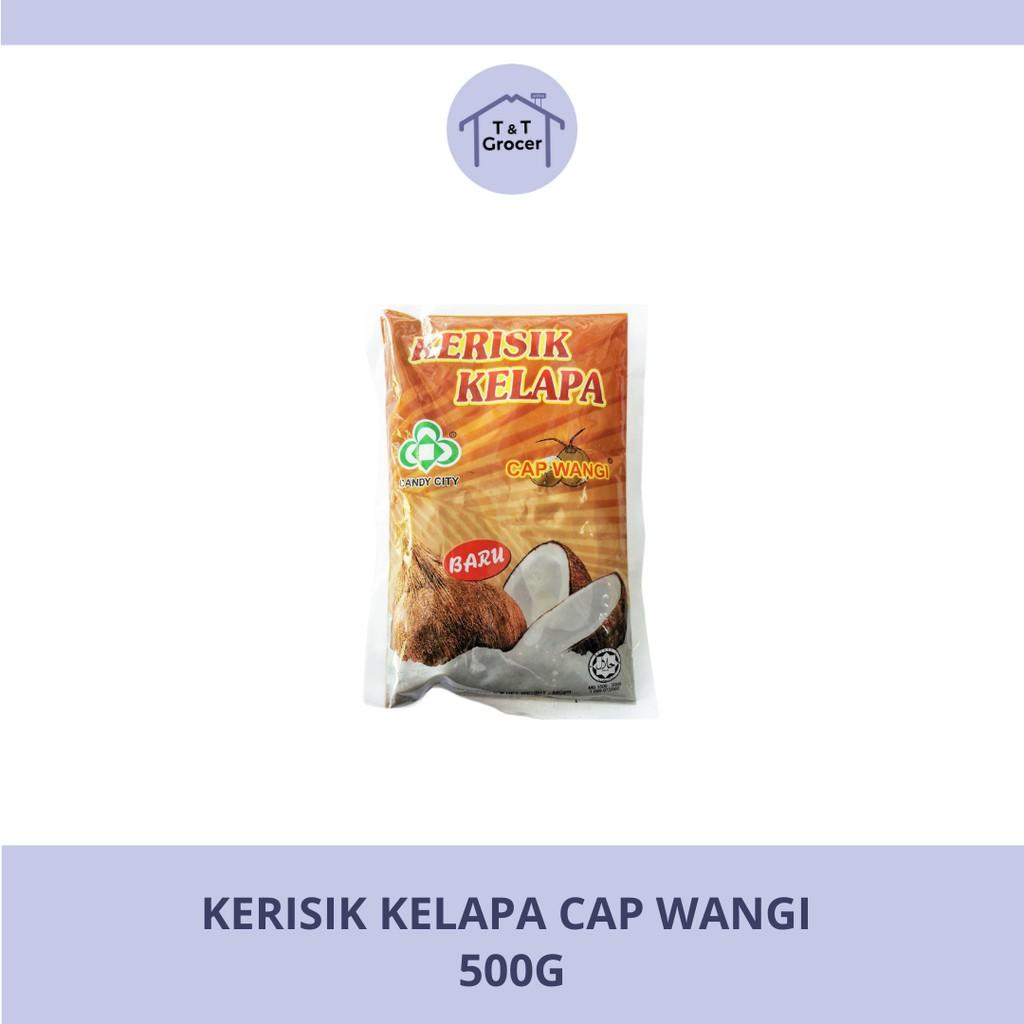 Kerisik Kelapa Cap Wangi (500g/ 1kg)