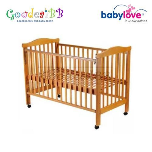 huge selection of 45a07 01f05 Babylove Classic 4 In 1 Cot Bed 28