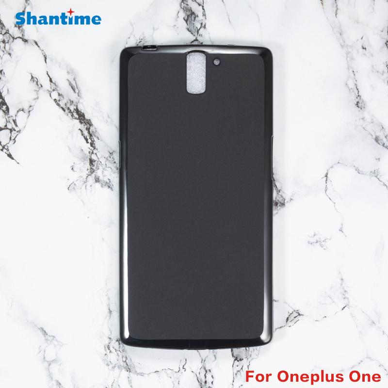 pretty nice 416d8 9d850 For Oneplus One Gel Silicone Phone Protective Back Shell Soft TPU Case