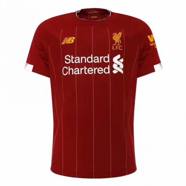 2019 LFC Liverpool KOP YNWA Football Jersey Shirt Iron Sew on Badge Patch