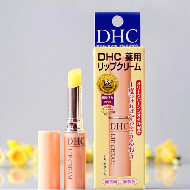 (Original) DHC Lip Cream 1.5g