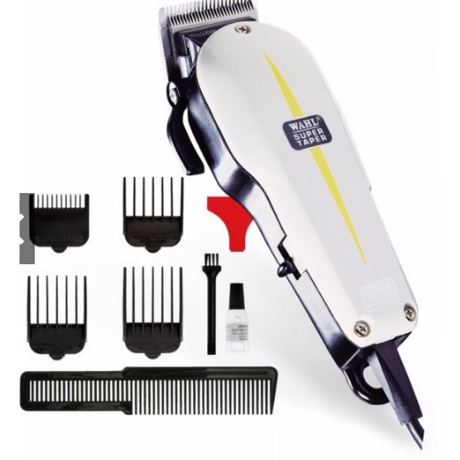 Wahl Super Taper Electrical Powerful Hair Clipper Trimmer Cutter Shaver  92d456af17