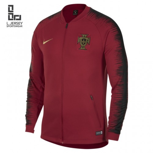 Portugal Tracksuit Red World Cup 2018