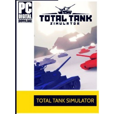 TOTAL TANK SIMULATOR [PC DIGITAL DOWNLOAD]