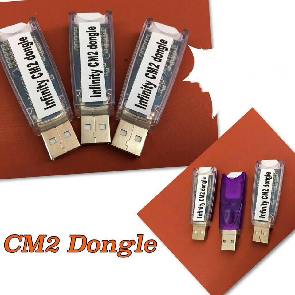 CM2 Original INFINITY Chinese Miracle Dongle