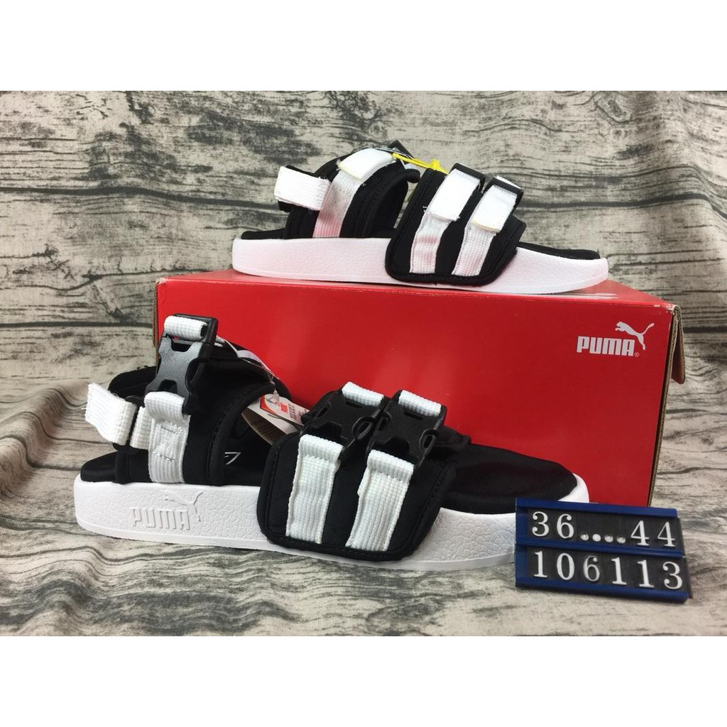 c81d087391dd0d PUMA Men s Shoes Women s Shoes Leadcat YLM Sandy beach Magic sticker  Sandals