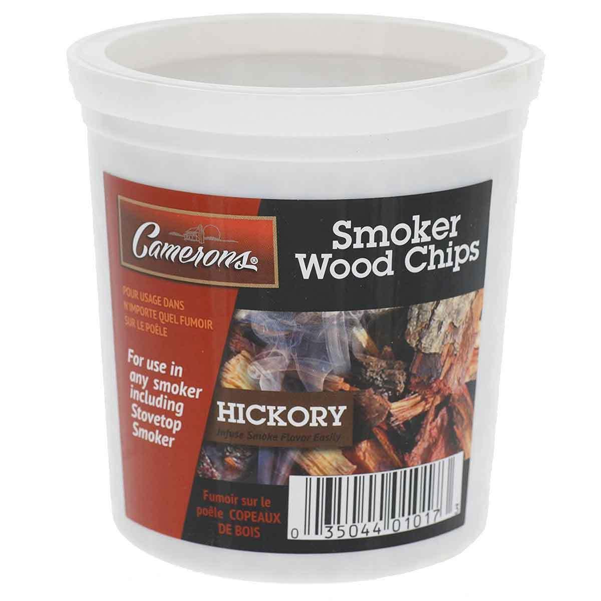 Camerons, Indoor Smoking Chip, Hickory