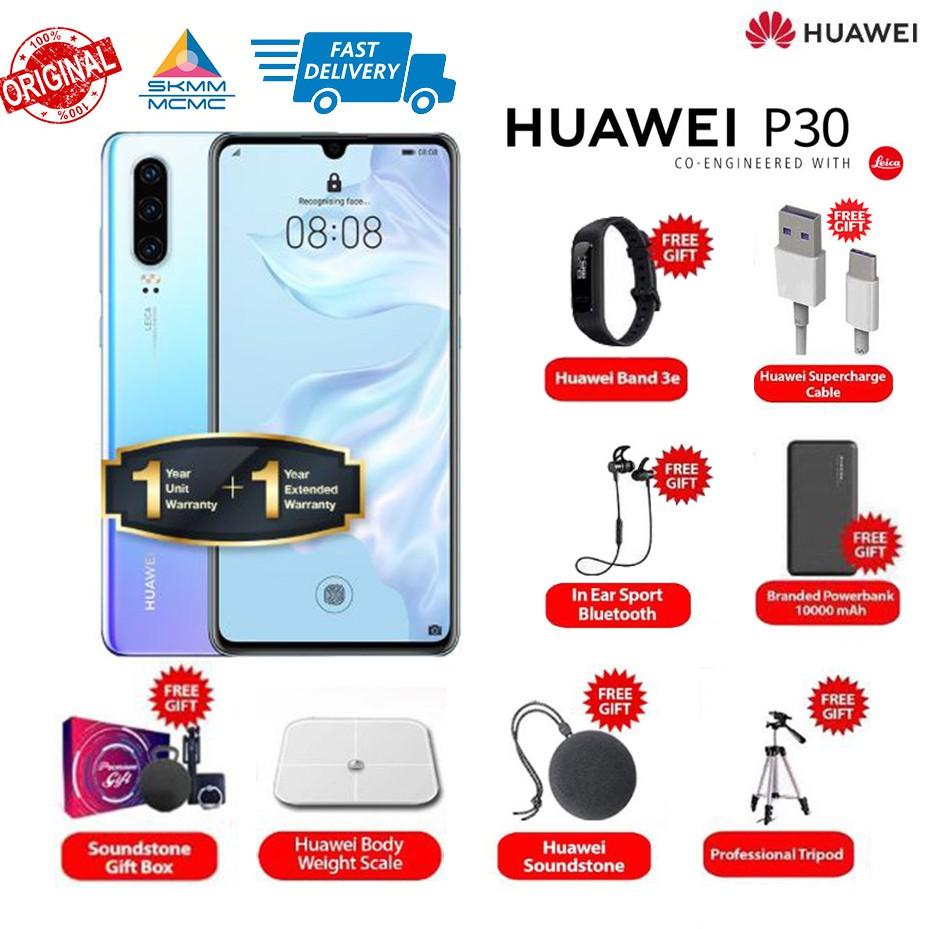 Huawei P30 8+128GB (Huawei Msia)