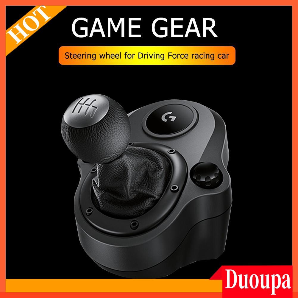 Logitech 6 Speed Gaming Driving Force Shifter for G29 G920 Racing Wheels