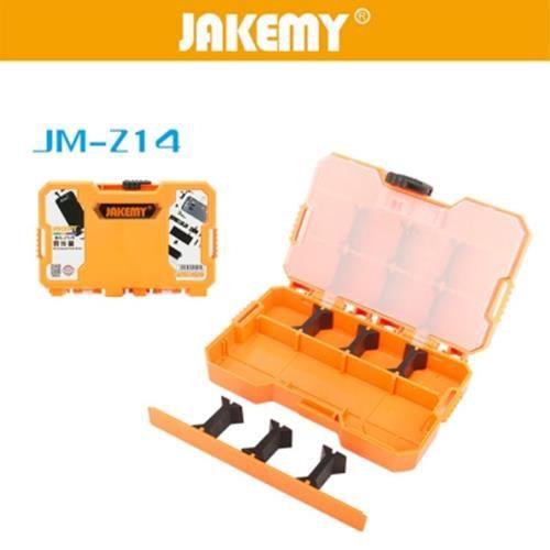 JAKEMY JM - Z14 PLASTIC STORAGE BOX FOR CRAFT METAL ELECTRONIC COMPONENTS