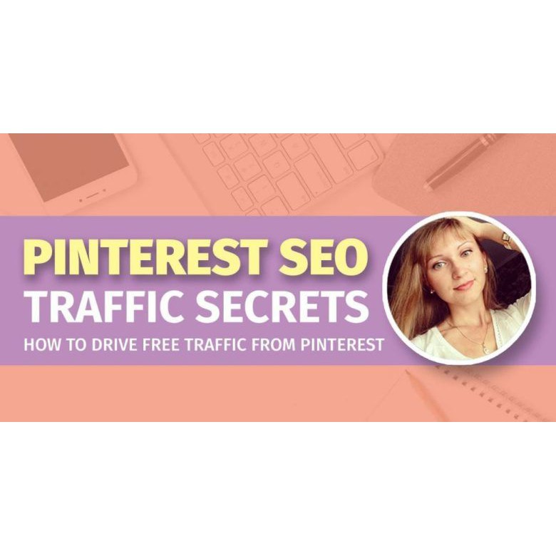 [Video Course] Pinterest SEO Traffic Secrets by Anastasia Blogger