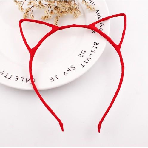 Women Lady Girls Cat Ears Headband Hair Head Band 奔跑吧兄弟 迪丽热巴