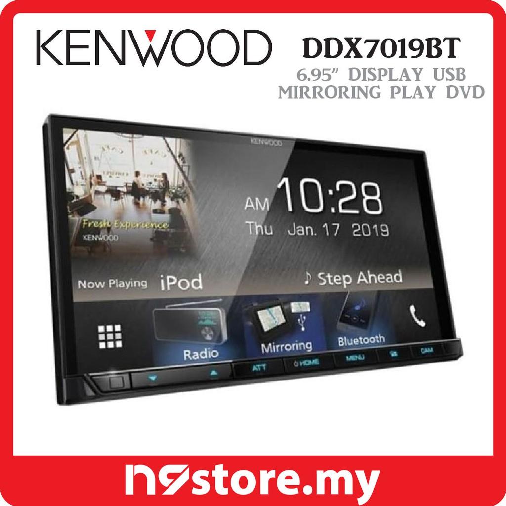 Kenwood DDX7019BT 6 95