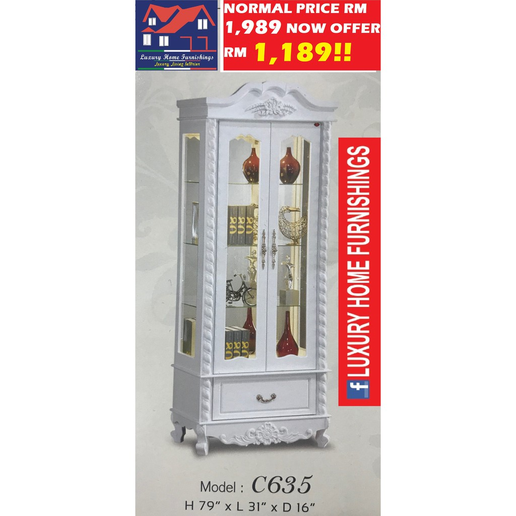 DISPLAY CABINET COLLECTION A