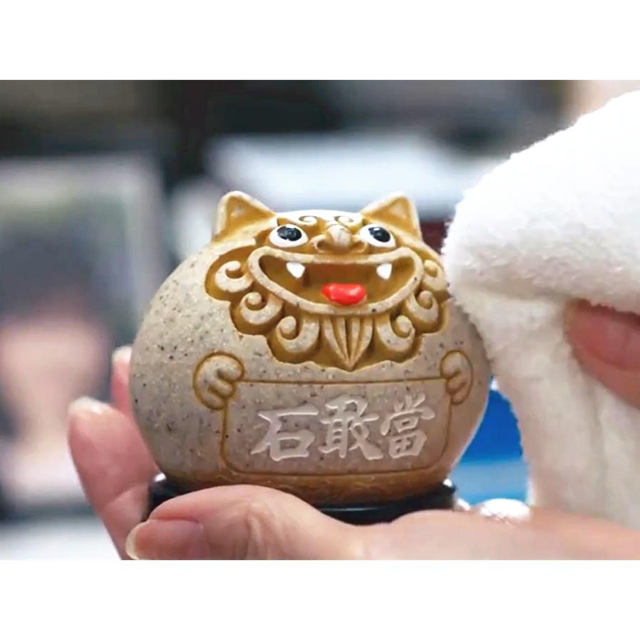 降魔的2.0 石敢当石精灵摆件装饰品公仔小石像 The Exorcist's 2.0 Shek Kam Dong Stone Decoration Toys