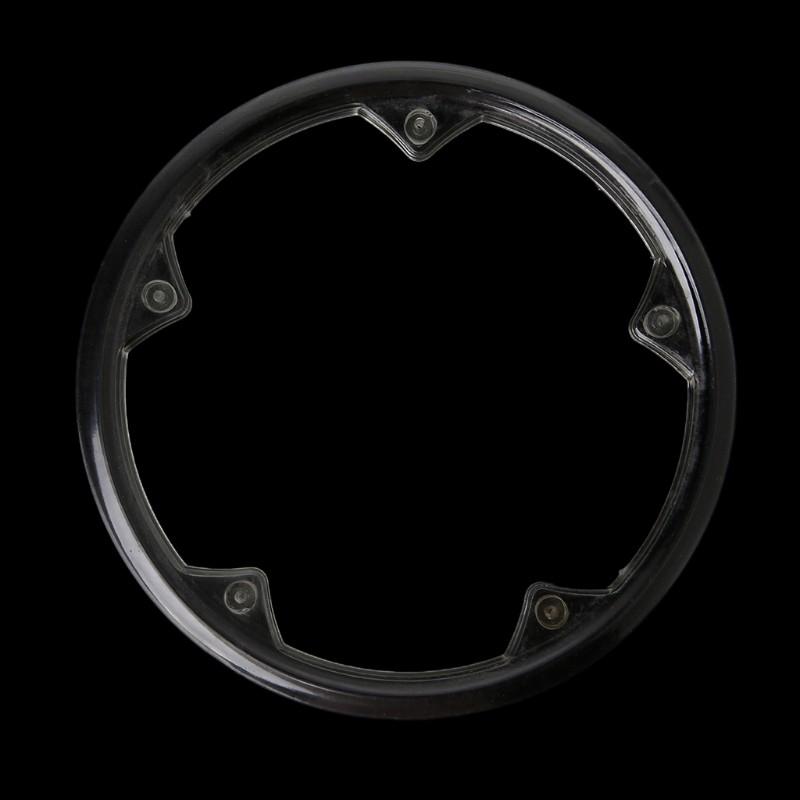 5 Holes Plastic Road Bike Bicycle Crankset Cap Protector Chain Wheel Cover Guard