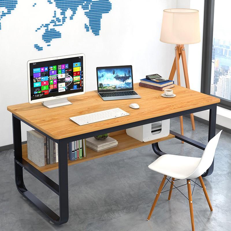 Modern Home Office Desk 120x60/70cm Living Room Wood Table