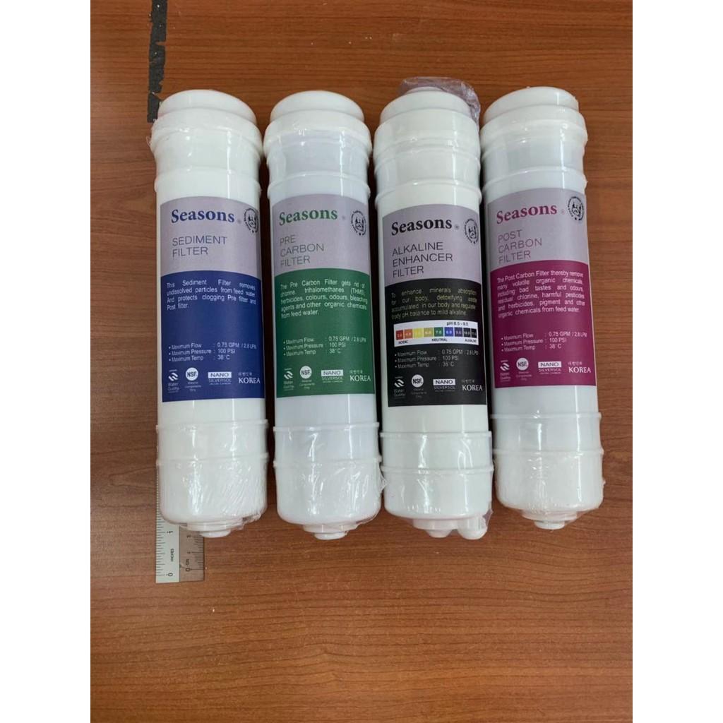 Halal Korea Alkaline Replacement Water Filter / Dispenser I Type ( Filter Can Flushing By Self )