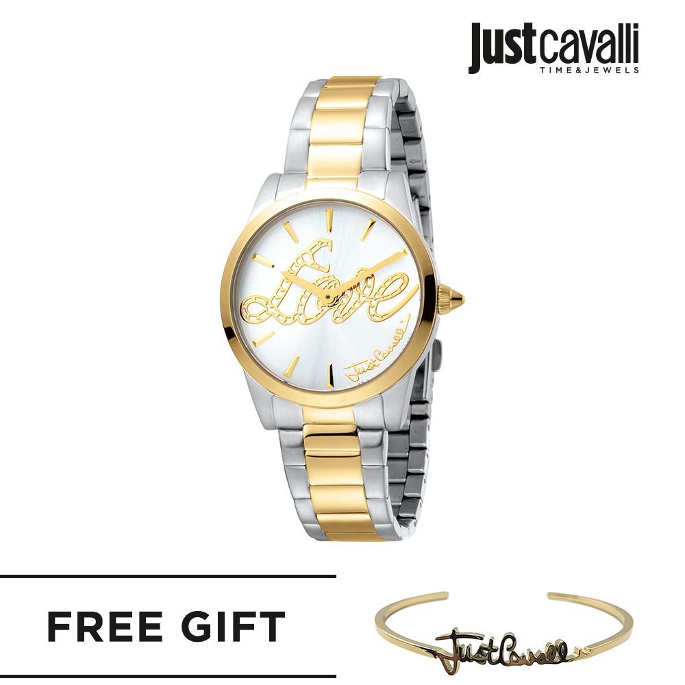 Just Cavalli Animal Quartz Watch JC1L060L0015   Shopee Malaysia e95d99b80a