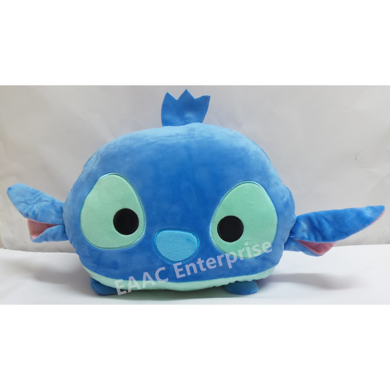 Stitch Warm Hand Pillow with Blanket / Nap Cushion
