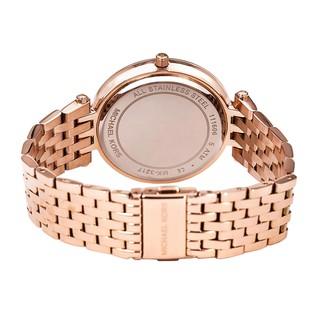 a389c39e7da4 ... Michael Kors Women s Darci Brown Glitz Bezel Watch MK3217. like  14