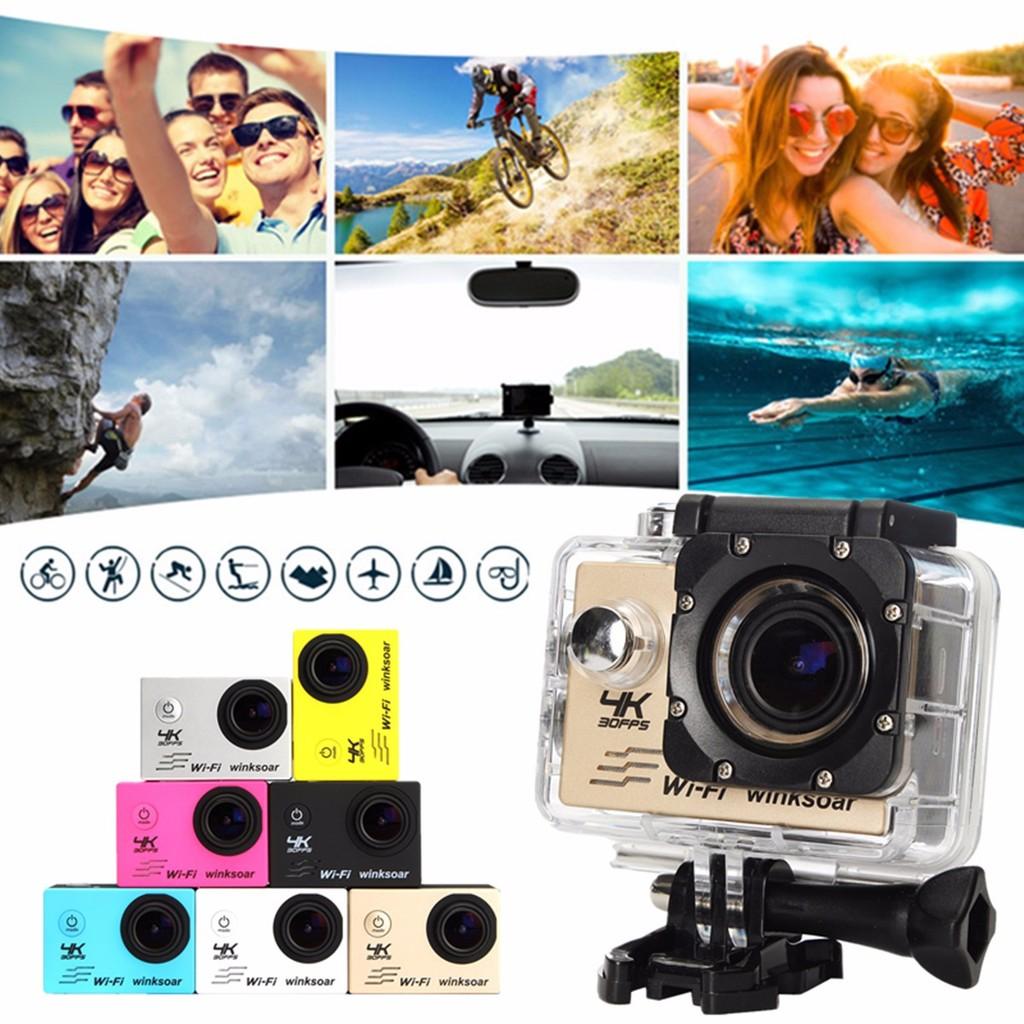 Kogan 1080p Wifi Waterproof Action Camera Sport Sj4000 Cam Full Hd Dv 12mp Shopee Malaysia