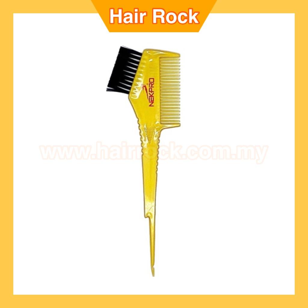 Nek Professional Dual-Use Hair Coloring/ Hair Treatment Comb