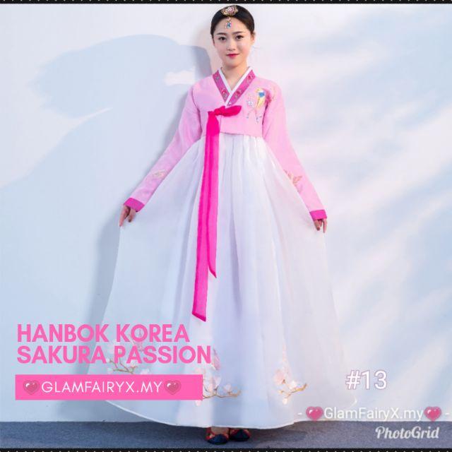 1c4be19c75 🐰HANBOK KOREA(PRINCESS)🐰   Shopee Malaysia