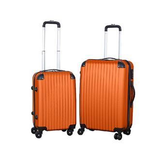 ILOVEHOME 2in1 Trolley Luggage 4 Wheels Ultra Light