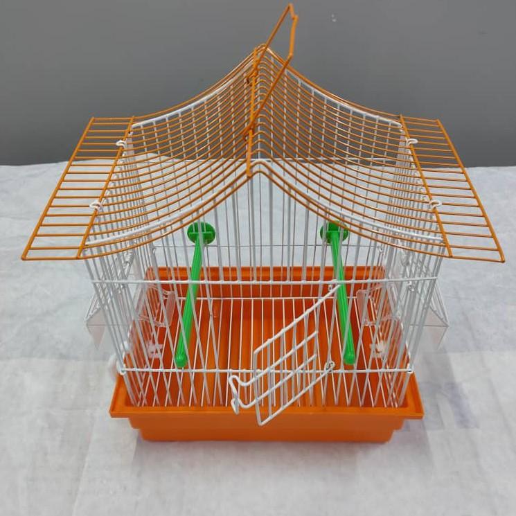Quality & Beautiful Bird Cage (PBC-024) | 28L x 20W x 31H cm | Sangkar Burung Berkualiti & Cantik