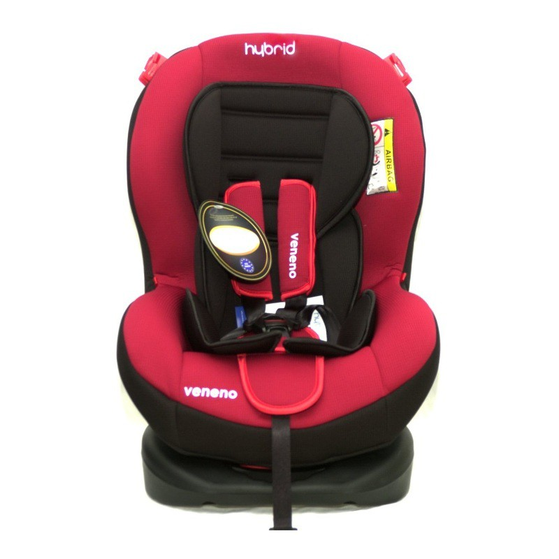 Hybrid Veneno Convertible Car Seat 7 Years Old 0 25kg Sho Malaysia