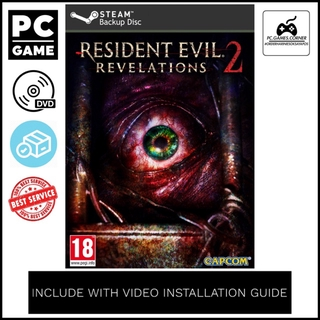 PC Game] Resident Evil 2 Deluxe Edition Remake / Biohazard