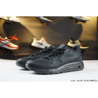 finest selection aca9a eef85 Nike Air Max 1 Ultra Flyknit Men's/Women's Air Cushion Running Shoes size  36-45