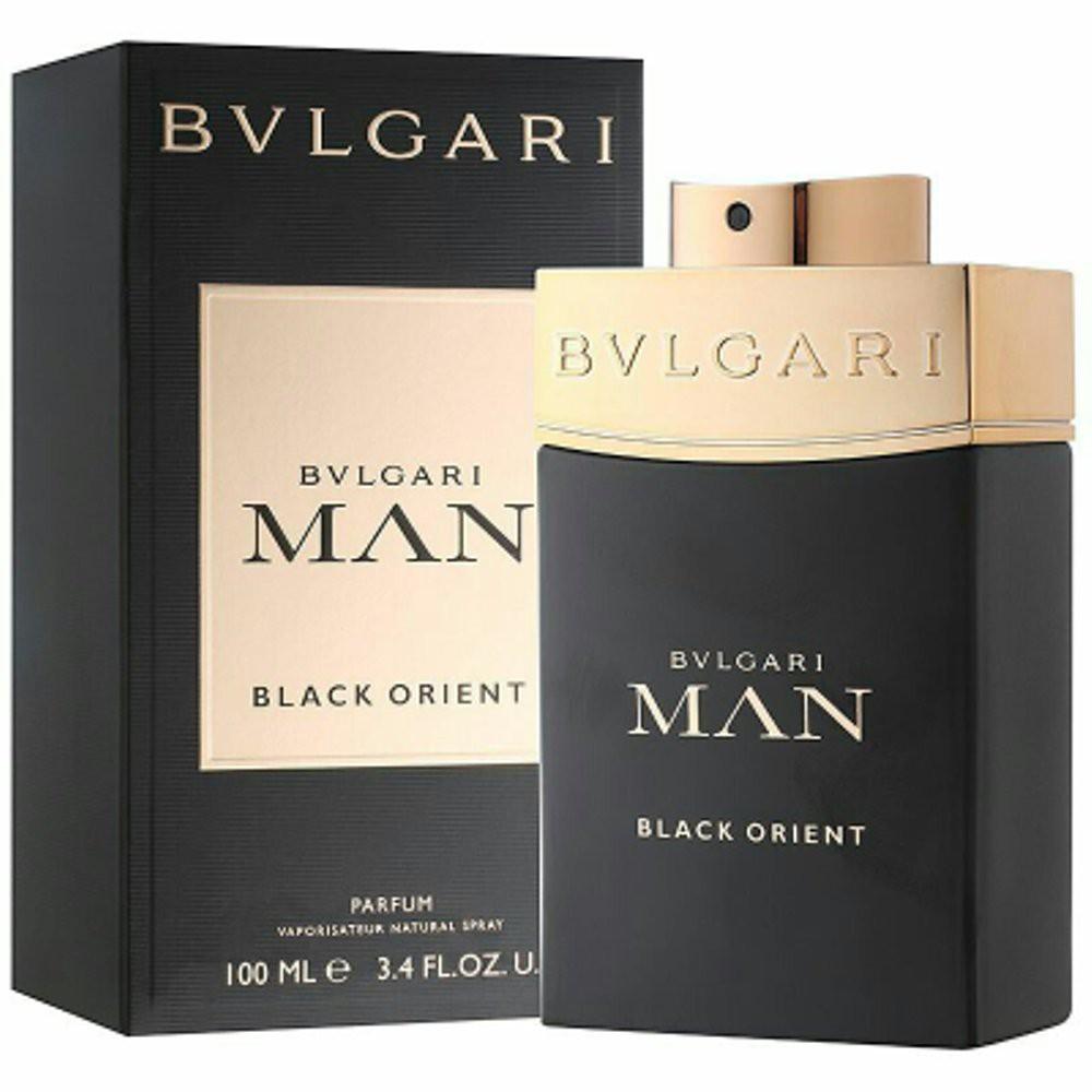 Bvlgari Man Black Orient Parfum 100ml Shopee Malaysia In Edp