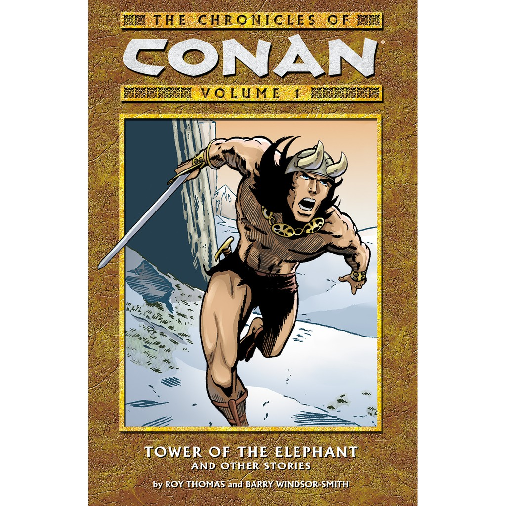 The Chronicles of Conan Vol. 01