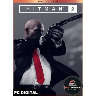 Pc Game Hitman 2 Gold Edition V2 72 0 All Dlc Incl Shopee