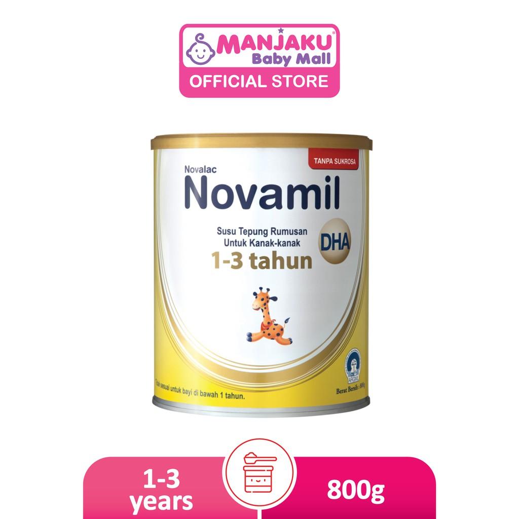 Novalac Novamil DHA Growing Up Milk Formula (800g)