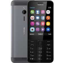 READY STOCK Nokia High Quality 230 / 2MP camera, dual sim,2.8 inch (import)