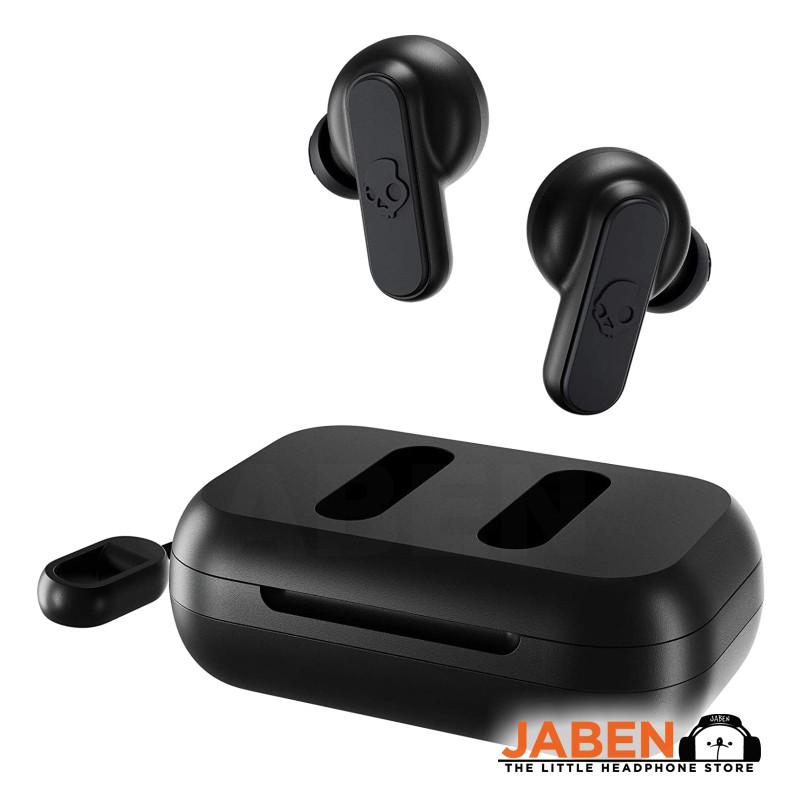 Skullcandy Dime True IPX4 Waterproof Pocket Friendly 3.5 + 8.5 (12 Hours) Battery Life TWS In-Ear Earphones [Jaben]