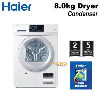 Haier HD80-B829 8kg Condenser Cloth Dryer  0887bca38a