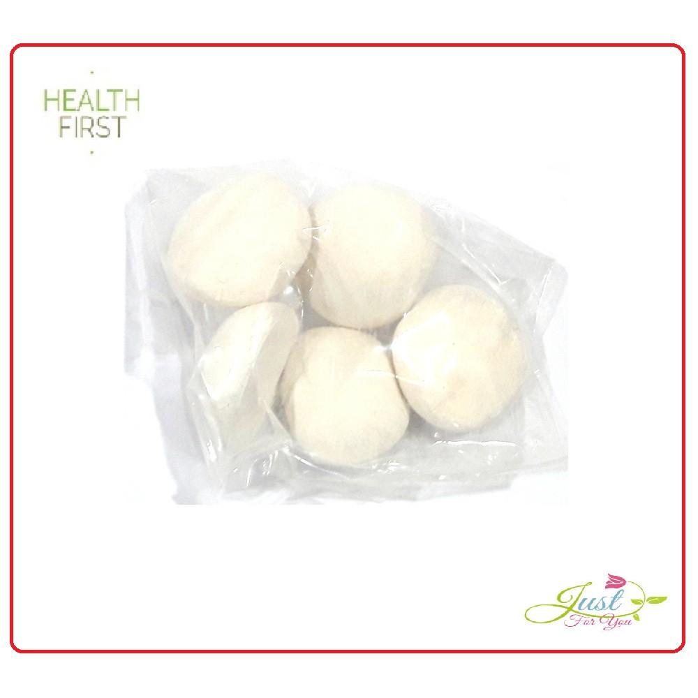 VALUE PACK!!Dried Yeast Ball (Sweet/spicy)/Ragi Manis/ragi pedas 5 biji