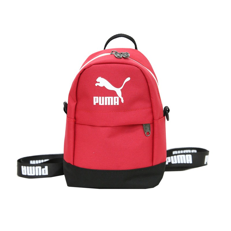 aa987a35e8b9 Puma Minime Retro Backpack Shoulder Bag