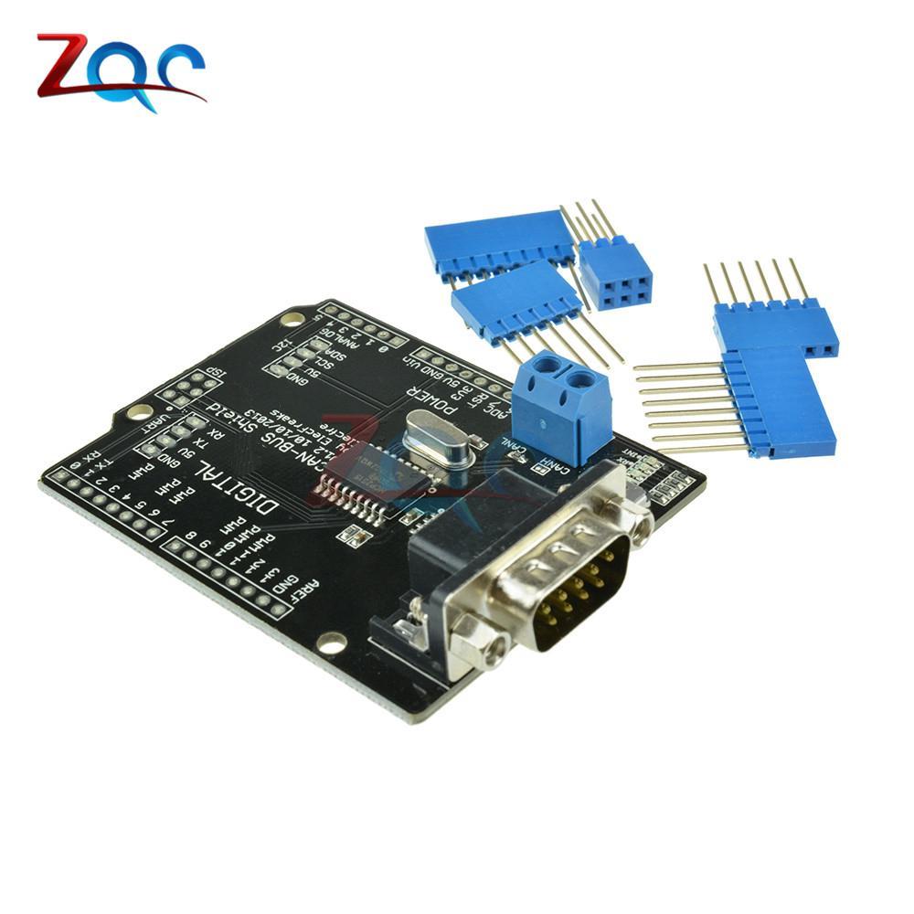 Arduino Can Bus Shield Elecfreaks