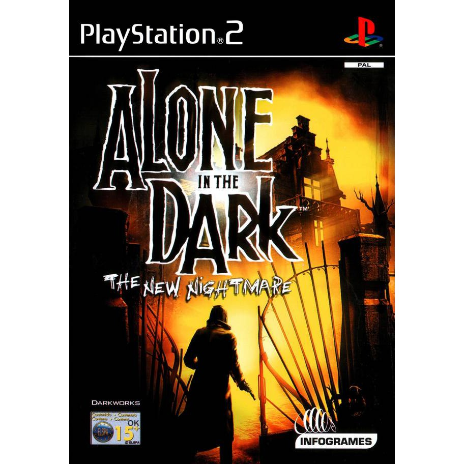 ps2 alone in the dark game