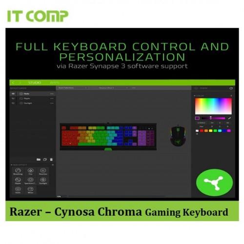 Razer Cynosa Chroma Gaming Keyboard | Shopee Malaysia