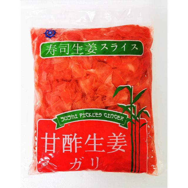 Premium Japanese Pickled Ginger Sushi Gari Pink White Available 1kg Shopee Malaysia